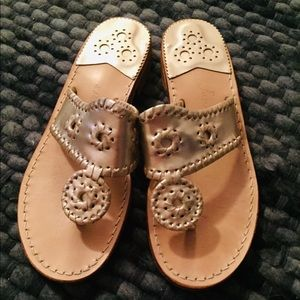 Jack Rodgers Sandals!